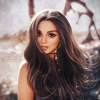 Cher Lloyd by daekazu