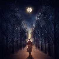 Moon Walk by daekazu
