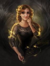 Golden Magic by daekazu