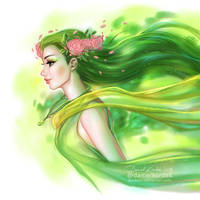 Hello Spring by daekazu