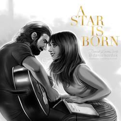 A Star Is Born by daekazu