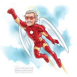 Stan Lee by daekazu