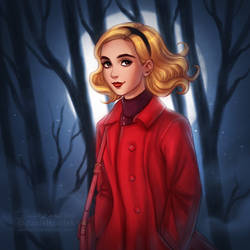 Chilling Adventures of Sabrina by daekazu