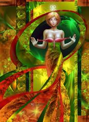 Fractal Queen by daekazu