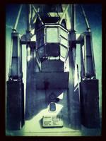 gothic crane by mprove