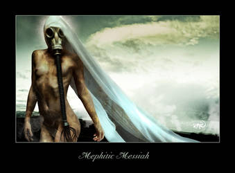 Mephitic Messiah by DreamingLizard