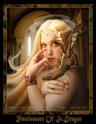 Renaissance of st dragon by DreamingLizard