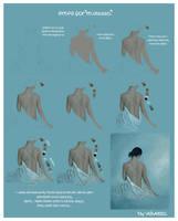 steps for tristezza by Velvetta