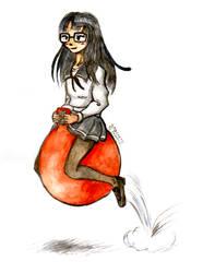 Request: Meiko Mochizuki by Pumpulaatti