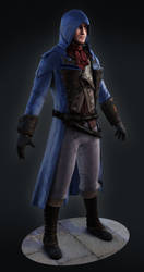 Assassin's Creed: Unity - Arno's Tailored Outfit by TSelman61