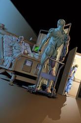 Bionic Man 03-22 by Ivan-NES