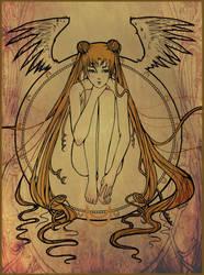 Sweet Dreams Sailor Moon by justyna-bien