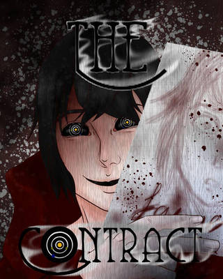 The Contract Cover #2 by Adenlina
