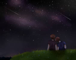 The sky above us by crinuyi