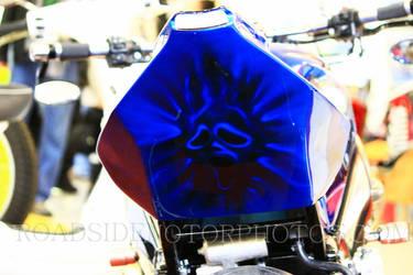 Painted bike 001 by szolesz