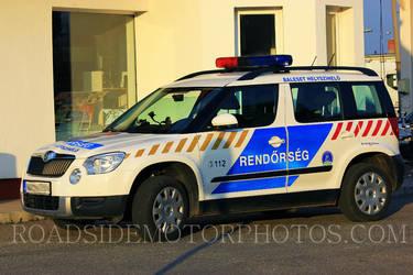 policecar 001 by szolesz