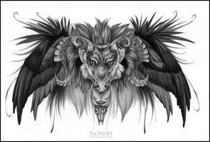 Ancient Guardian. by Noxeri