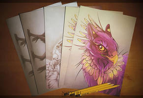 Prints for sale. by Noxeri