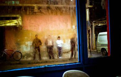 blurry lives by alperdutkin