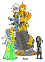 Gem Fusion - Pallasite by B-F-T-A