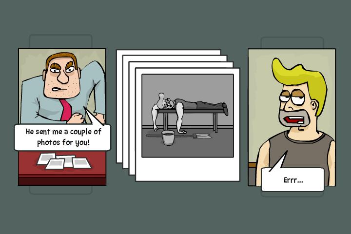 Zombieshooter Comics1 by Helgiii