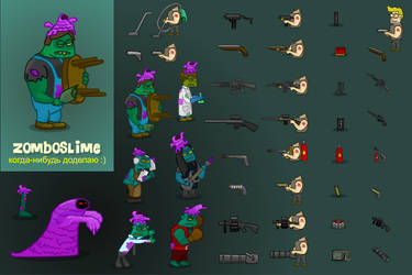 Zombieshooter All Chars Weps by Helgiii