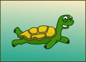 Turtle01 by Helgiii