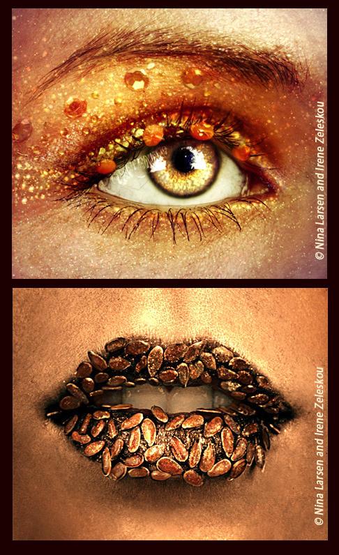Golden Dreams by ninazdesign