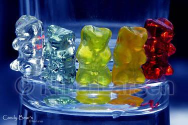 Candy - Bear's by ninazdesign