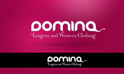 Domina Logotype by obsid1an