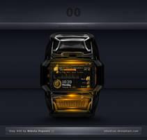 Augmented Bracelet - Encide Battlebay 2012 by obsid1an