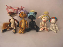 La Horde: Hat gang by TendresChimeres