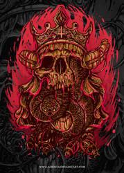 Death King by adiosta