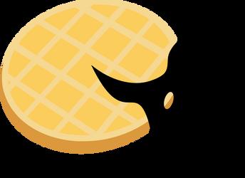 Waffle Shinobi's Cutie Mark by Doctor-Discord