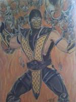 Scorpion by DanloS