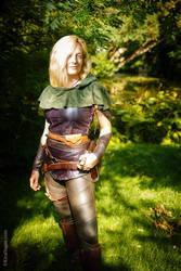 elve / ranger stock by Miss-REdreaming