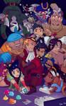 Power Stone's 20th Anniversary! by ED-FOKK3R