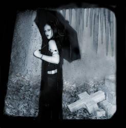 Dark Rain by MiDiaN-WoRLD