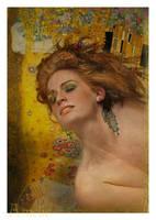 Amelie Klimt by HerrBuchta