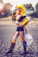 Yang Xiao Lang from RWBY Cosplay by BabyGirlFallenAngel
