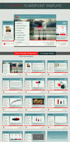 Advisor PowerPoint Template by kh2838