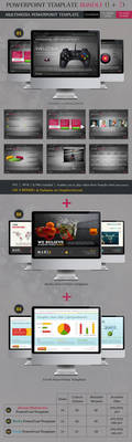Powerpoint Templates Bundle by kh2838