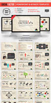 SocialFactor Powerpoint and Keynote Templates by kh2838