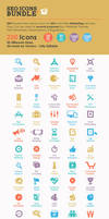 Seo Icons Bundle by kh2838