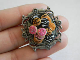 Cookie Platter Ring by ThePetiteShop