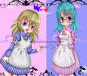 Rui and Yunade~ by RaisaCx