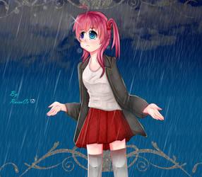 Rain? by RaisaCx