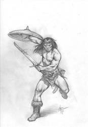 Conan by bran55