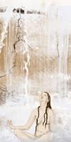Waterfall Meditation by NovyNovy