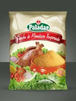 Embalagem Farofa PALADAR by sdklaes